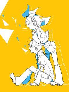 RIN&LEN リン.レン