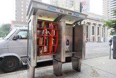 Libera biblioteca stradale (NYC)