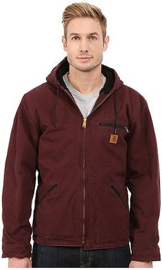 Carhartt Sierra Jacket: Get it for $37.50 (was $124.99) #coupons #discounts