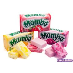 Mamba Fruit Chews Candy - best candy on the planet!!!!! Nom nom nom mmmmm