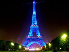 As one of the most iconic images in the world, the Eiffel Tower has been the inspiration for the creation of over 30 duplicates and similar towers around the world. Description from parisflights.info. I searched for this on bing.com/images