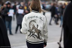 I have been lusting after that Horiyoshi The Third jacket for so long... I think this just sealed the deal. Paris.