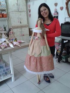Tips For fabric crafts Sock Dolls, Felt Dolls, Doll Toys, Baby Dolls, Doll Crafts, Diy Doll, Doll Clothes Patterns, Doll Patterns, Tilda Toy