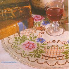 alinhavando o tempo: Toalhas de mesa