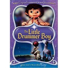 The Little Drummer Boy - another Rankin/Bass TV show