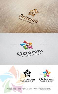 Octocom Logo