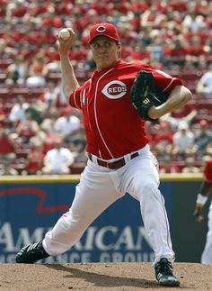 Red's Homer Bailey threw a no-hitter yesterday! Not bad for a La Grange boy!