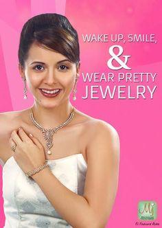Jewelry makes your day beautiful. #Malanijewelers #Jewelry