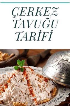 Çerkez Tavuğu Tarifi Pasta, Turkish Delight, Food Decoration, Turkish Recipes, Snakes, Camembert Cheese, Dips, Brunch, Foods