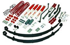 Jeep Cherokee XJ Lift Kit - Cherokee XJ - Jeep - Other 4x4 Models - JIMNYBITS - Suzuki Jimny / Vitara modification parts
