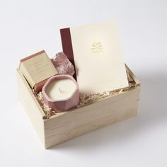 Abundance Geode Gift Box