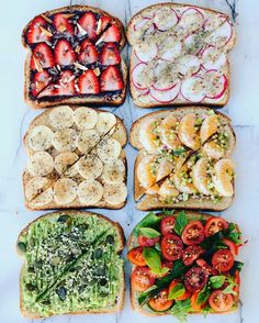 May 2020 - Vegan recipes that are healthy and delicious. See more ideas about Food recipes, Vegan recipes and Healthy. I Love Food, Good Food, Yummy Food, Tasty, Comidas Fitness, Healthy Snacks, Healthy Eating, Healthy Breads, Healthy Food Tumblr