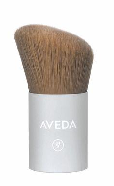 Aveda - Inner Light Dual Foundation Brush  Perfect for Applying Blush!  #MorganTaylorSalon
