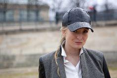 paris fashion baseball cap - Google Search