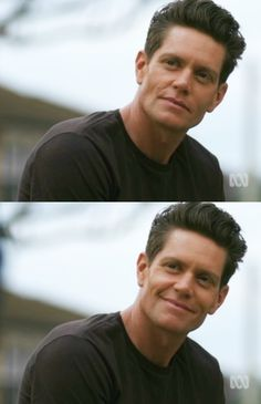 Handsome Nathan Page :) Be still my beating heart.