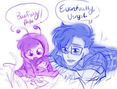"""sanders-sides-uncorrect-quotes: """" fangirltothefullest: """" Have some wholesome single dad!Logan and small-for-his-age toddler! Edit: I was a freaking dummy and forgot to say that the idea for the butterfly hoodie/onsie was from and. Logan Sanders, Thomas Sanders, Septiplier, Sander Sides, Draw Something, Thomas And Friends, Markiplier, Deceit, Art Reference"""