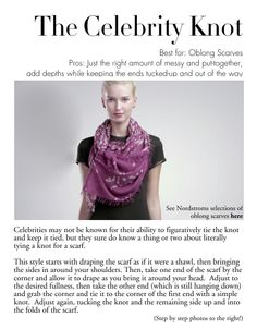 The Celebrity Knot