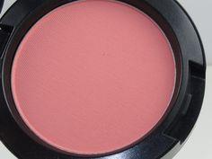 MAC Royal Sunset Blush #Makeup #Orange #MAC