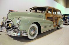 1940s Pontiac Wagon
