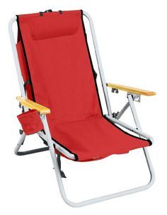 Rio Brands WearEver Backpack Chair - SC527