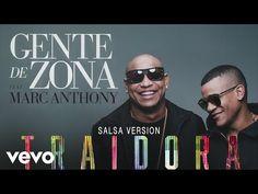 Gente de Zona - Por Ti (Cover Audio) - YouTube