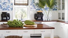 4. Island kitchens have more personality. | Bahamas designer Amanda Lindroth spills her secrets for creating authentic Caribbean style.