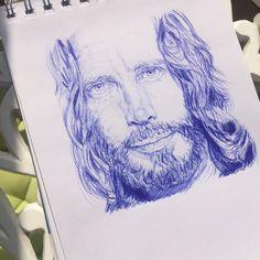 "María José Huerta Osses on Instagram: ""Dibujando......................................................…"" Maria Jose, Instagram, Vegetable Garden, Drawings"