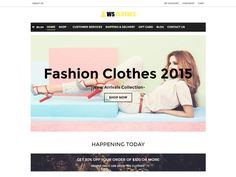 WS Clothes is a WooCommerce Shopping Cart WordPress Theme for shopping basket or garments shop sites:
