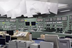 Thomas Demand / kontrollraum, 2011