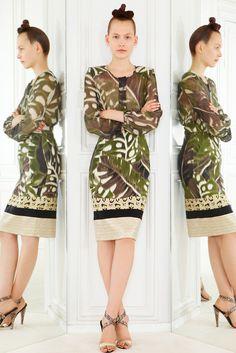 Giambattista Valli Resort 2013 Fashion Show - Vilma Putriute
