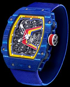 The Watch Quote: The Richard Mille RM 67-02 takes on a new playing field with Alexander Zverev, Fernando Alonso and Alexis Pinturault