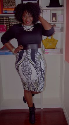 Plus size fashion for women Closet remix: 6 ways to wear a bodycon dress