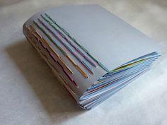 Ying-Chieh Liu - Waterfallllllllll handmade book - First Edition of 10 No. 2