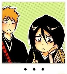 Find images and videos about anime, bleach and Ichigo on We Heart It - the app to get lost in what you love. Bleach Ichigo And Rukia, Bleach Manga, Shinigami, Bleach Characters, Anime Characters, Manga Anime, Bleach Couples, Bleach Fanart, Otaku
