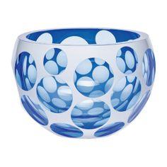 """""""Copernicus"""" bowl, aquamarine/white """"Copernicus"""" bowl, aquamarine/white"""