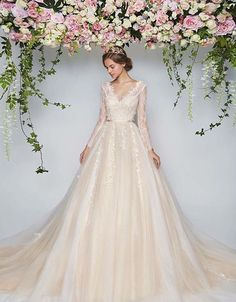 Happily-ever-after Gown! Rico-A-Mona Bridal #ricoamona