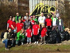 TEREZIE CIZKOVA HELPS CLEANUP 772 LBS. OF TRASH #ISF