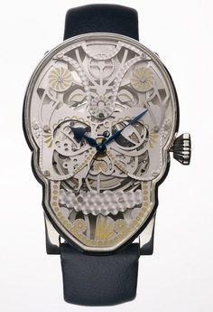 best watch ever! Memento Mori Watch