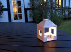 Arc - House 3d printed Arc-House