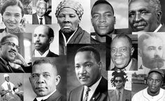 Celebrate Black History Month For all the sacrifices African Americans have made for our freedom, success and human rights.....