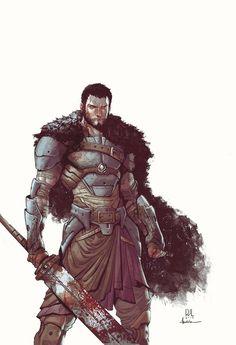 human sword