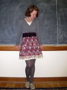 16 May 2011 - Spring Tights by academichic, via Flickr