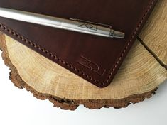 Handmade Notebook, Leather Notebook, Different Colors, Notebooks, Brown, Notebook, Brown Colors, Laptops