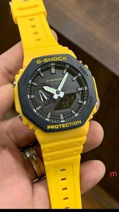 Stylish Watches, Watches For Men, Men's Watches, S Shock Watch, Casio Watch, Mens Fashion, Stress Relief, Wellness, Fitness