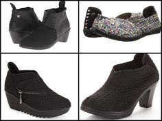 A taste of fall/winter shoe styles at OZ