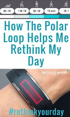 How the Polar Loop helps me rethink my day