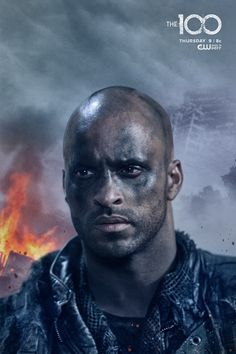 Ricky Whittle as Lincoln season 3