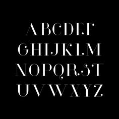 Glamor - Chic & Modern Free Type Family by Hendrick Rolandez, via Behance