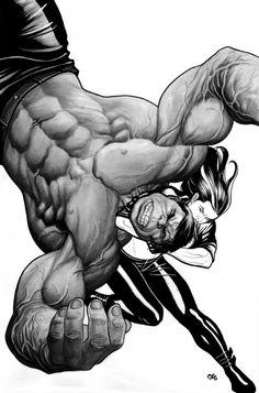 Hulks - Frank Cho