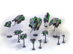 Patrol Fleet (old) | by J5N